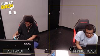 Run It Back - AG | WaDi (ROB) vs Nfinite | Toast (YL) Winners Quarters - Smash Ultimate Singles