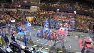 2019 FIRST Robotics Competition - Orlando Regional - Saturday