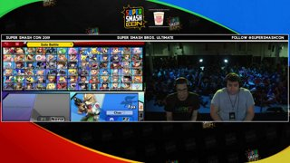 SSC 2019 SSBU - NRG Nairo (Joker, Palutena) VS  Lui$ (Fox, Falco) Smash Ultimate Loser's Eighths