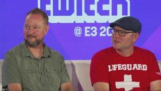 Twitch @ E3 Day 4 | Nintendo, demos, interviews, and more