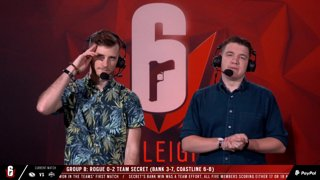 Evil Geniuses vs. Vodafone Giants – Raleigh Major 2019 – Group stage – Day Three