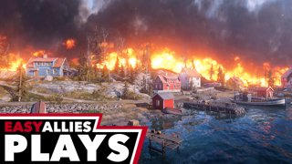 Easy Allies Plays Battlefield V - Firestorm (Pt. 1)
