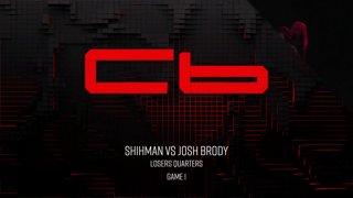 Genesis 6 SSB64 - FCK SPK | Josh Brody (Pikachu) Vs. Shihman (Falcon
