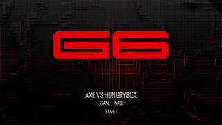 Genesis 6 SSBM - Liquid' Hungrybox (Jigglypuff) Vs. Tempo | Axe (Pikachu) Smash Melee GF