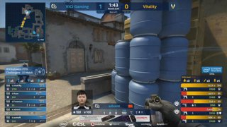 IEM Katowice 2019 CS:GO Major | Vitality vs ViCi Gaming | Dzień 3 -  Challenger Stage