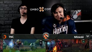 [FIL] TNC vs Mineski | Game 2 | Chongqing Major Sea Qualifers | Event by Loot.Bet