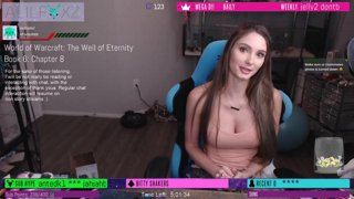 Highlight: 📖Book 6 Storytime: Session #4 World of Warcraft: The Well of Eternity 🤫#ASMR Lite
