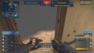 Live: CSGO - MIBR vs. G2 [Dust2] Map 2 - Group Stage IEM Chicago Season XIV