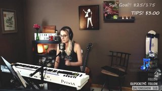 Twitch Girl  - Ferns rendition of Ruth B's song Lost Boy.