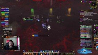 Nihilum vs Mythic Il'gynoth - Fire Mage PoV