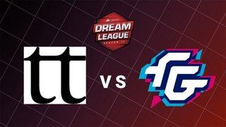 TeamTeam vs Forward Gaming - Game 2 - MAJOR Qualifiers - CORSAIR DreamLeague Season 11
