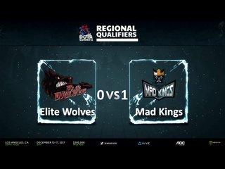 видео: Elite Wolves vs Mad Kings, 2