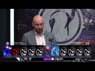видео: Invictus Gaming vs RNG, TI9 Qualifiers EU, bo3, game2 [Lost & Adekvat]