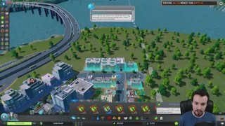 Cities: Skylines - Demolishing Dams!