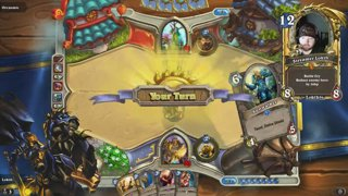 Hearthstone Legendary Plays: Ragnaros the Fire Lords!