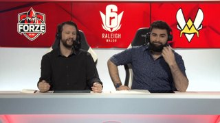 forZe vs. Team Vitality – Six Major Raleigh – Qualifiers – EU