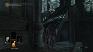 Dark Souls 3 - Falling for Londo