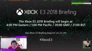 E3 2018: MICROSOFT С ДРЮ И THEGUN