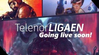 Telenorligaen Høst 2018: League of Legends Runde 9!  Air E-sport vs Celestial Gaming!