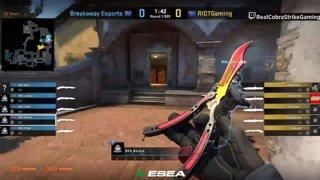 VOD: 📽️ R!OT vs Breakaway - BO1 - inferno [ESEA MDL Season 30 Australia]