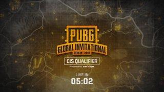 [EN] PGI CIS Qualifiers Finals - English Stream - Day 4