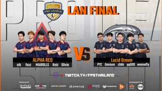 CS:GO Pro League Season#6 : Semi-Finals | Alpha Red vs. Lucid Dream Day 2