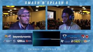 SNS5 SSBU - Eroc (Pikachu) Vs. Miloni (Ike) Smash Ultimate Tournament Pools