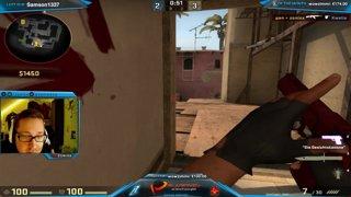 CS:GO - zonixx stirbt den Heldentod