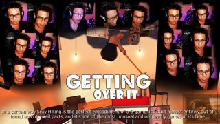 Getting over it | Charity Goal Playthrough