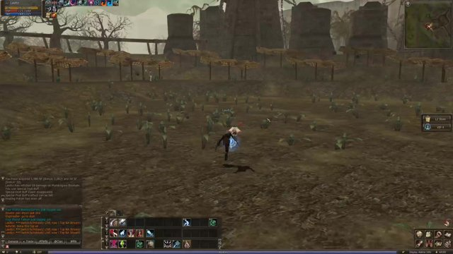 Open World PVP : Stream sniper owned!