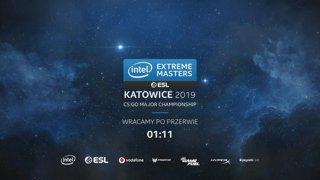 IEM Katowice 2019 CS:GO Major   ENCE vs G2   Dzień 4 -  Legends Stage