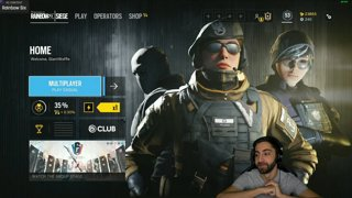 Rainbow 6 Siege Sponsored Stream #ad