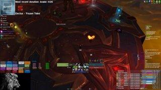 Solaris vs Mythic Aggramar