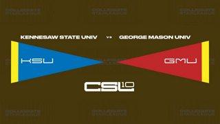 2018 Fall W4: [CLoL Preseason] Kennesaw State University vs George Mason (Game 1)