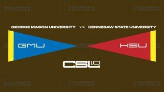 2018 Fall W4: [CLoL Preseason] Kennesaw State University vs George Mason (Game 2)