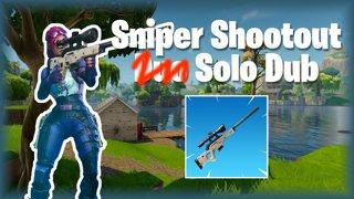 Sniper Shootout Solo Duo Dub