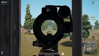 Kar98k Headshot with x2 scope