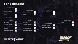 Wnf 3.7 Masta Mario vs Spanky - winners semis