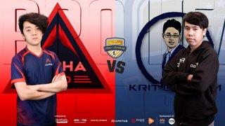CS:GO Pro League Season#6 Alpha Red vs. Krit Confirm