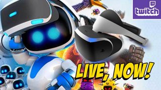 PLAYSTATION VR REVENGEANCE: Playing A Bunch Of Titles w/YoVideogames & Blackout Quads!? (Sun 11-18)