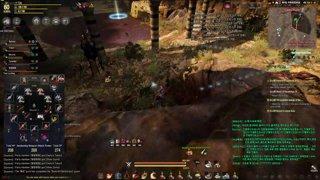 Black Desert Online KR  Cadyr MiniBoss / GateKeeper  encounter