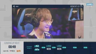 LCK Summer Playoff R1: KZ vs AFs