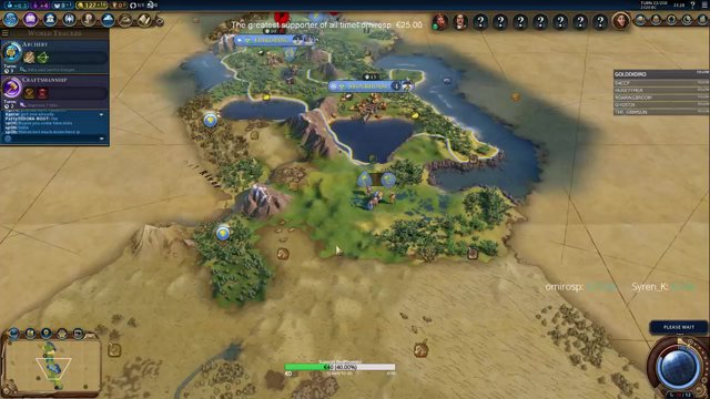 t 110 cult win / Highlight: Heja Sverige! Gathering Storm online ranked -  with Civ 6 worlds best player - 12 player ffa