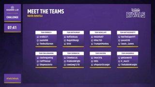 Twitch Rivals: Madden NFL 20 Superstar KO Challenge