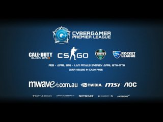 Mwave CGPL Autumn CSGO LAN FINAL - Chiefs ESC VS Corvidae Game 1 Part 1