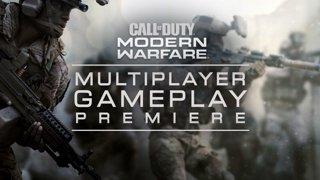 Call of Duty: Modern Warfare - Multiplayer Reveal [PS4] #COD_Partner w/ dasMEHDI