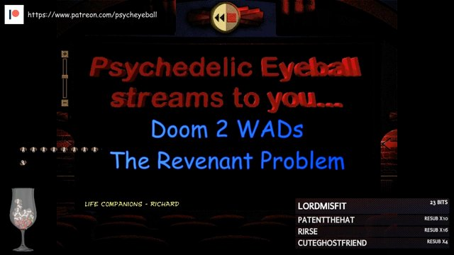 Highlight: The Revenant Problem Doom WAD! Are you ready for philosophical  choices?