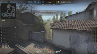 CS:GO Road to Pro League Season#6 : Quarter-Final | Golden Wing vs. Astro.MAD | Amory Gaming vs. OverHeat.CSGO