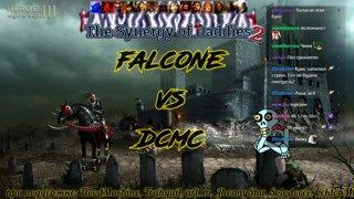 Яркий момент: The Synergy of Daddies 2 qualification 5th round / Falcone vs DCMC / JC + бонус