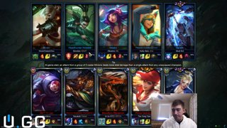 Highlight: Giving away exclusive Leblanc chromas after every win! Wits end Renekton??? In high elo??   !U.GG  !QB  !GG